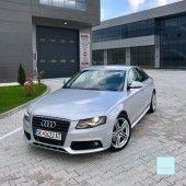 Audi A4 2.7 TDI 8G S-Line 2008